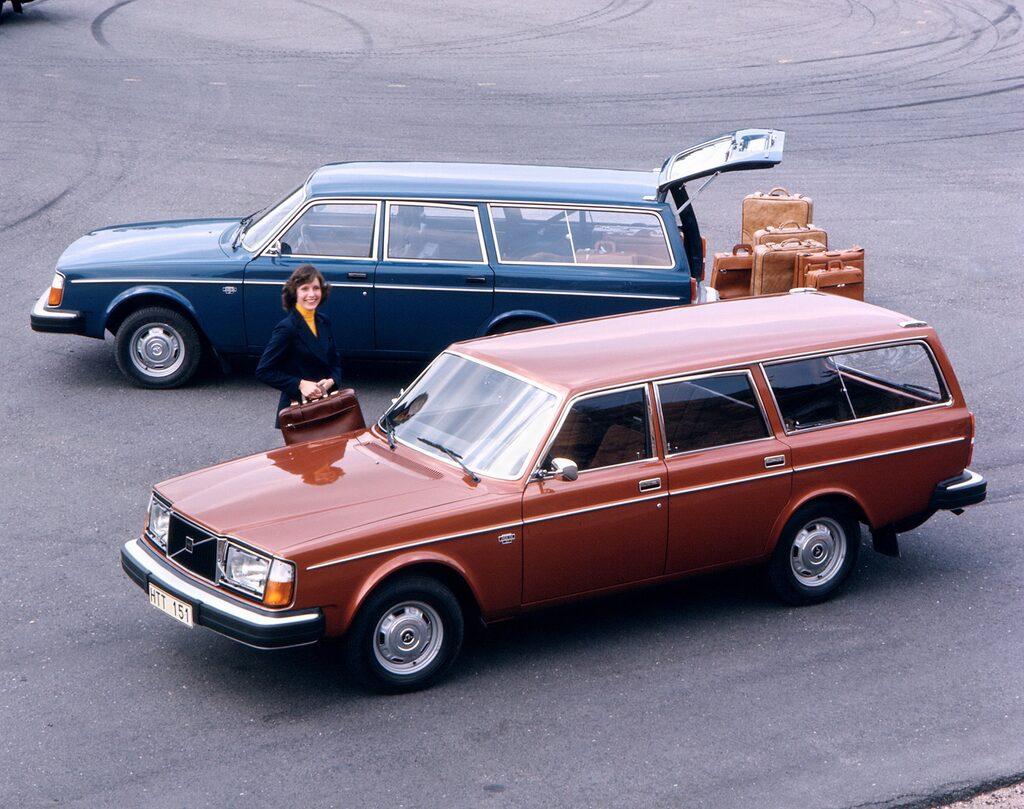 Volvo 245, 1975.