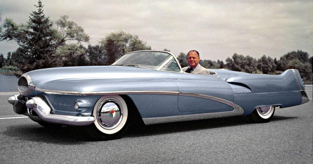 1951 Buick LeSabre.