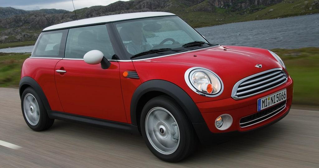 Mini, 2000-2006.