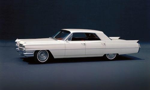Cadillac Sedan de Ville 1964.