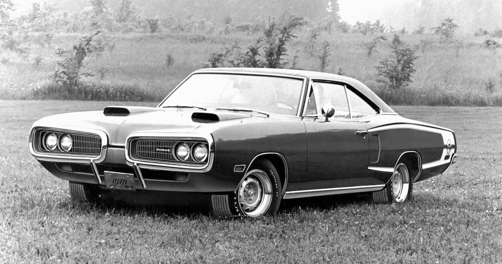 Dodge Coronet Superbee, 1970.