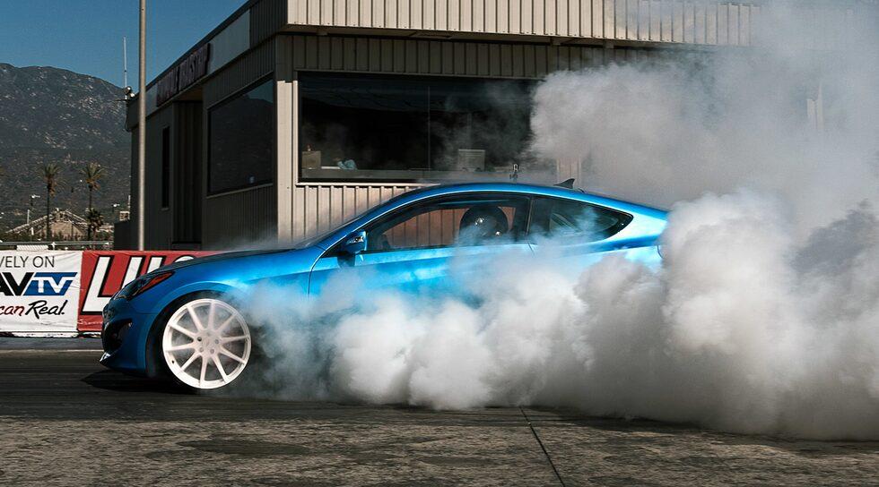 Bisimoto Hyundai Genesis Coupé