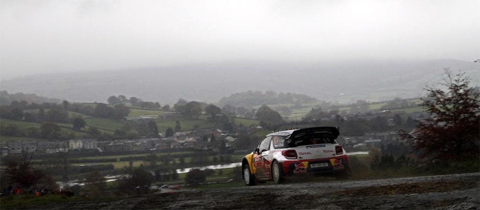 Sébastien Loeb är världsmästare igen!