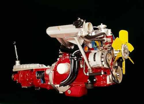 Volvo B20E-motorn