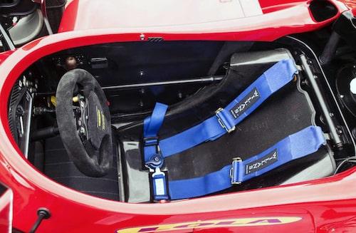 Formel 1-bil för gatan: Lola F1R