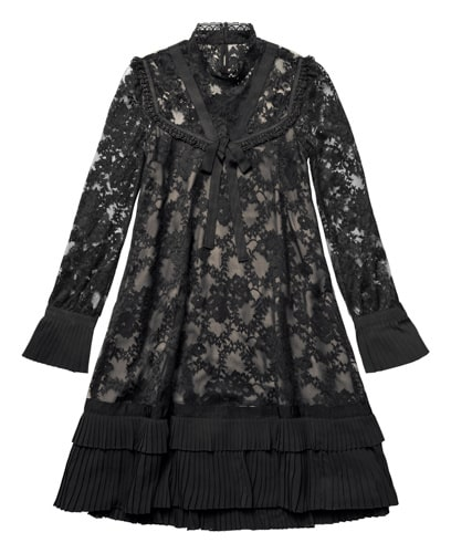 Spetsklänning, 1 999 kronor.