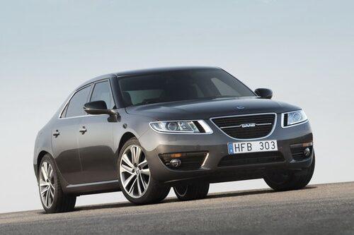 Nya Saab 9-5 kan vara drabbad av återkallelsen. Modellen började säljas sommaren 2010.