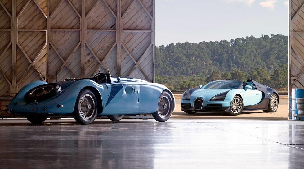 "Bugatti Legend ""Jean-Pierre Wimille"" Veyron Grand Sport Vitesse"