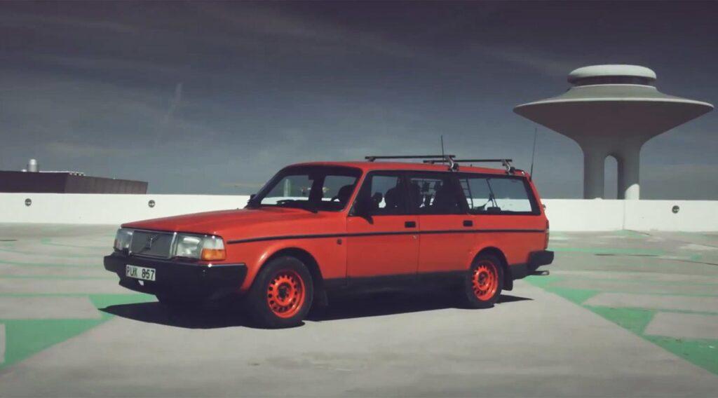 Blocket-annons: Volvo 245 GL 1993