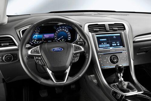 Nya Ford Mondeo 2013