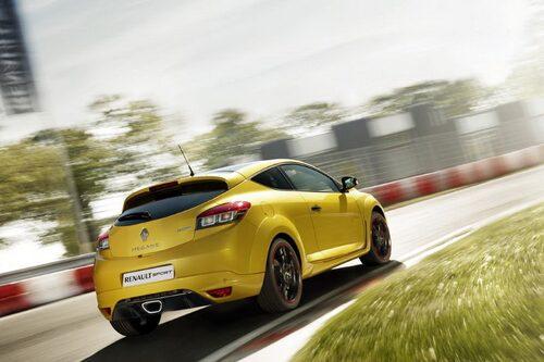 Renault Megane RS Trophy 265