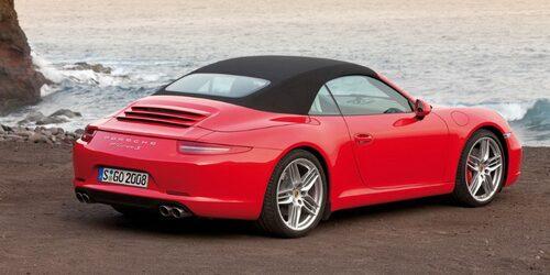 Porsche 911 (991) Cabriolet