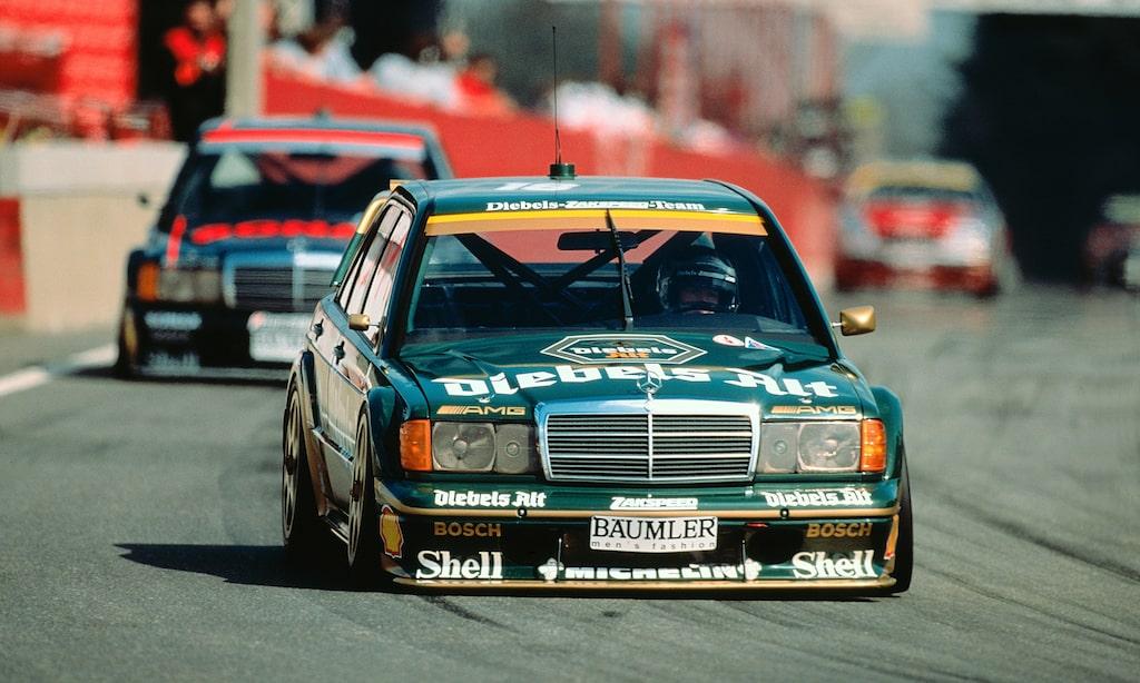 Mercedes i DTM 1992