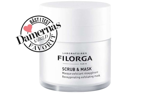 Recension på Scrub & mask, 55 ml, Filorga.