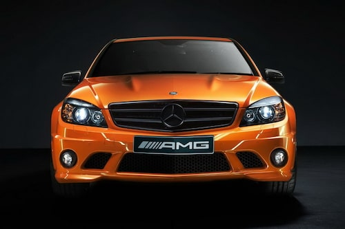 Mercedes C 63 AMG Concept 358