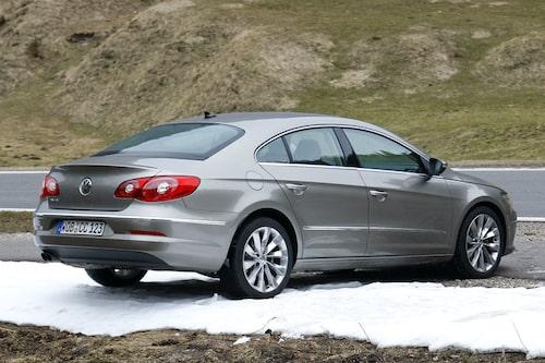 Med små medel har VW lyckats ge CC-versionen ett mervärde som räcker för att den ska särskilja sig på ett positivt sätt.