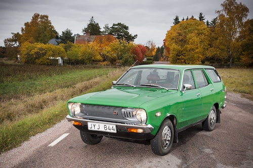 Datsun 120 Y Kombi 1977