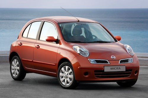 Nissan Micra 2003-2010.