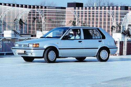 Nissan Sunny 1986-1990