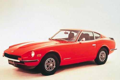 Datsun 240Z (1969-1978)