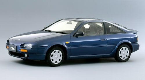 Nissan NX 1990–1996.