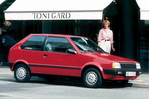 Nissan Micra 1982-1992