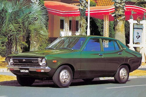 Nissan Sunny Excellent (Datsun 1200)