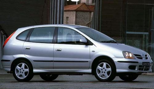 MPV:n Nissan Tino tillverkades mellan 1998–2006.