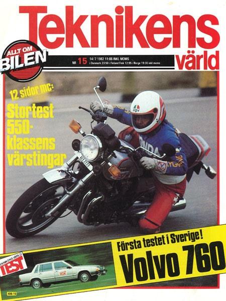 Teknikens Värld nummer 15 / 1982