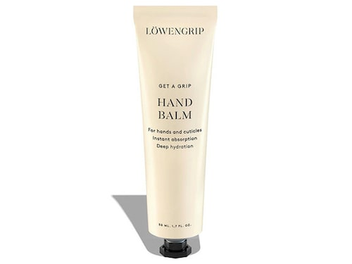 Recension på Get a grip hand balm från Löwengrip.