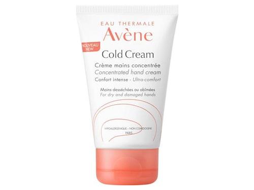 Recension på Cold cream concentrated hand cream från Avène.