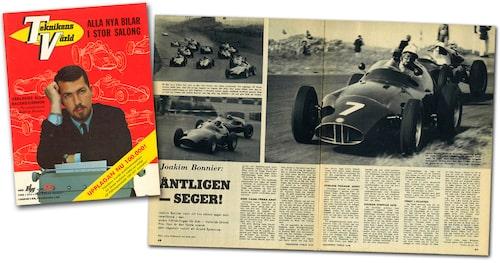 Teknikens Värld nummer 22/1960.