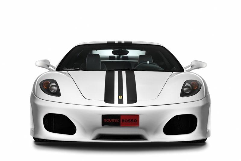 Ferrari F430 med kompressor!