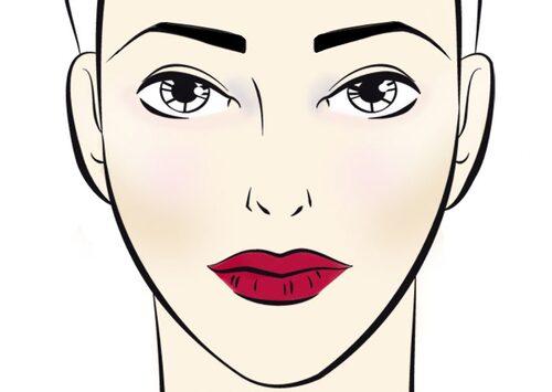 Skapa en jämn grund med concealer för att få till en snygg ögonsminkning.