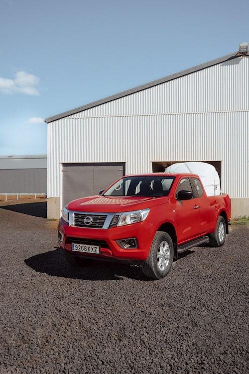 Nissan Navara King Cab 2020