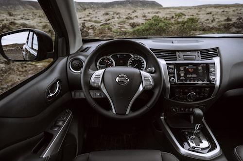 Nissan Navara Double Cab 2020