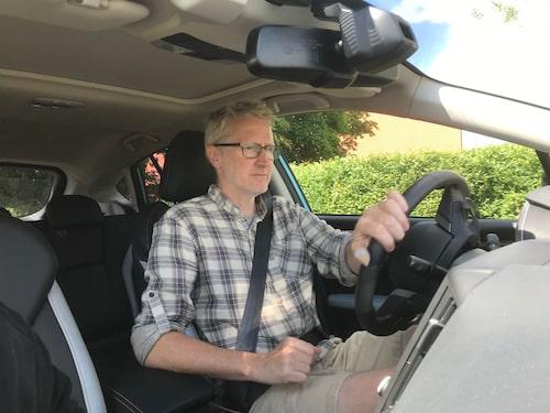 Allt är sig likt i Subaru XV - utanpå. Under skalet finns en hybriddrivlina som kräver mjukast möjliga handlag.