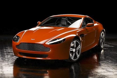 Aston Martin V8 Vantage N400 Coupé