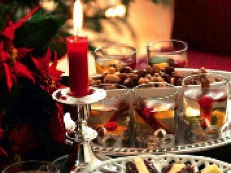 Varm och kryddig cider