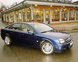 Opel Vectra GTS 2,2