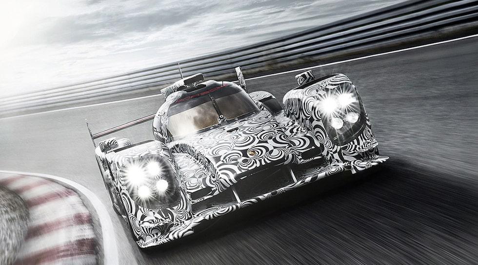 Porsche LPM1 2014