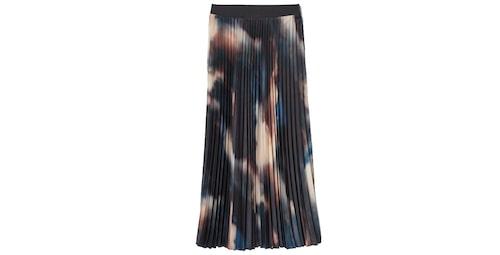 Plisserad kjol från H&M.