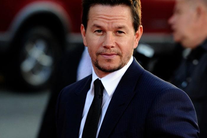 """Mark Wahlberg, aktuell med filmen """"Ted""""."""