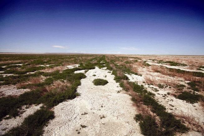 Öken i Inre Mongoliet