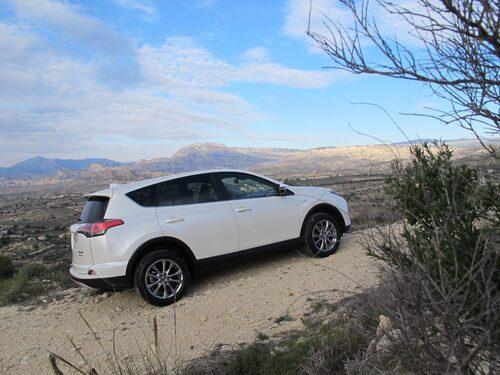RAV4 Hybrid och Auris Hybrid är de två mest frekventa Toyota-modellerna bland efterlysningarna hos Larmtjänst.
