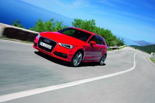 Under den inte alltför vågade ytan döljer sig teknik som gör nya Audi A3 roligare och mer ekonomisk att köra jämfört med den utgående modellen.
