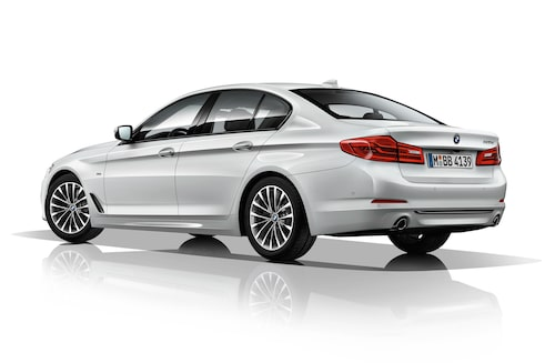 BMW 520d EfficientDynamics Edition 2017