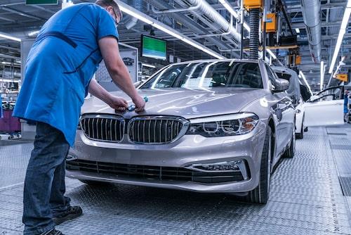 BMW 5-serie 2017