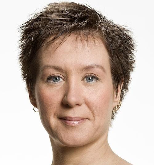 Agneta Claesson.