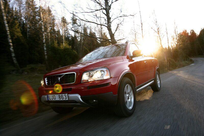 Provkörning av Volvo XC90 D5 Sport